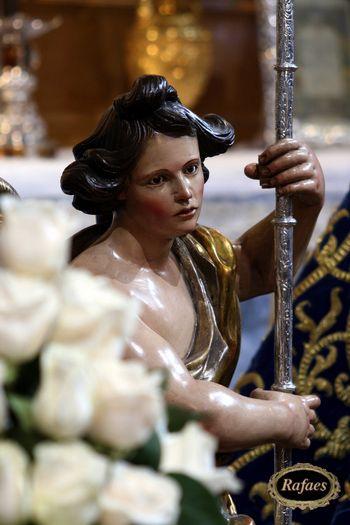 Besamanos a la Virgen de la Concepción del Silencio. Sevilla:::RAFAES