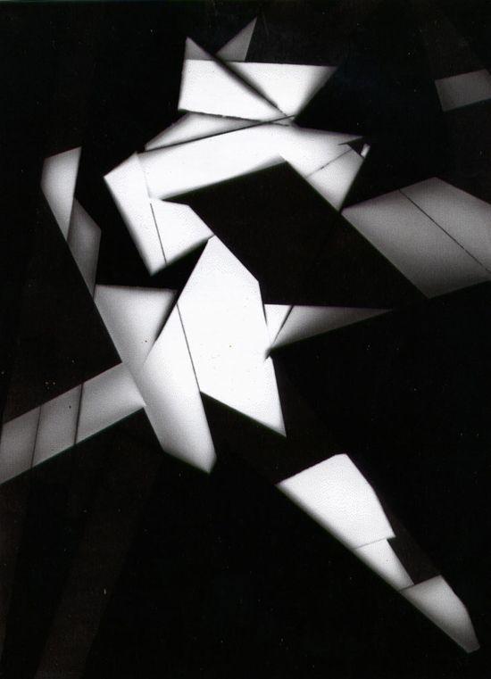 Markus Amm: Photograms