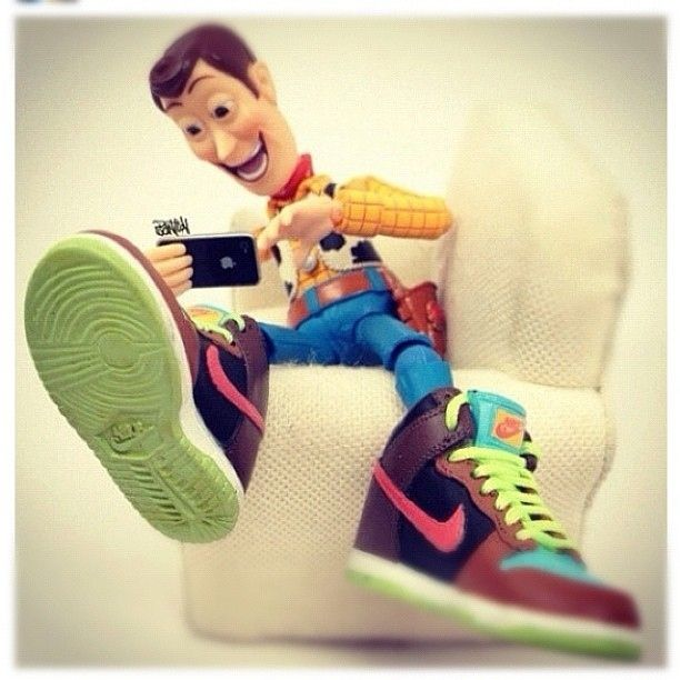 "Instagram Reveals What Woody From ""Toy Story"" Has Been Up To Lately"