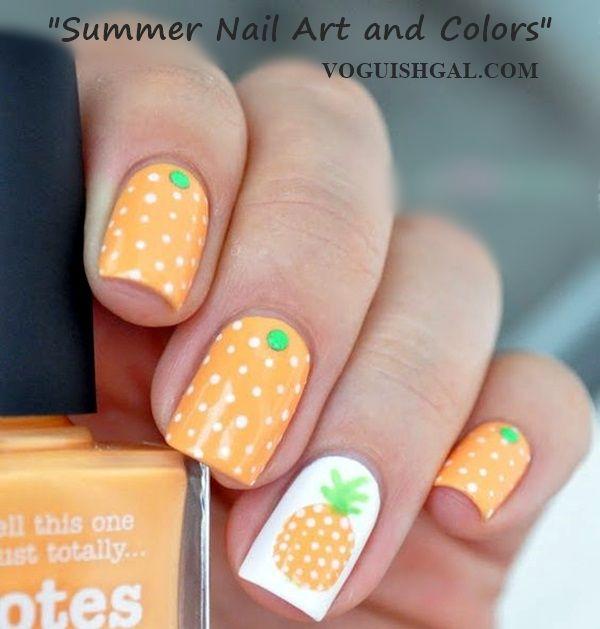 Summer Nail Art and Colors (1)