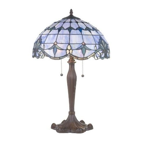 River of Goods 4286 Blue Alistar Table Lamp