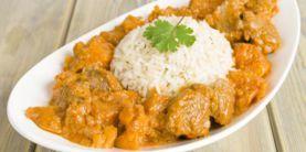 Recette : le curry de poulet