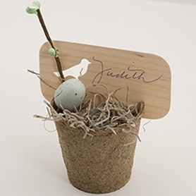 """nest"" place setting"