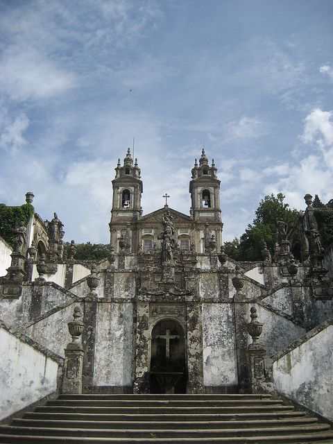 do Bom Jesus - Braga, Portugal