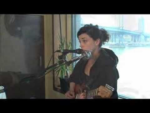 "This DUMBO Session was shot and recorded live at Atlantic Sound and Union Hall in Brooklyn. It features St. Vincent performing a Nico cover, ""These Days."""