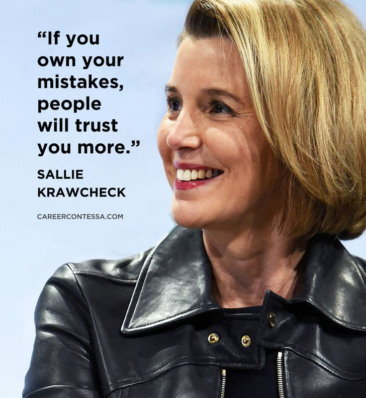 5 Famous Women on Their Biggest Career Mistakes and Professional Failures | Career Contessa