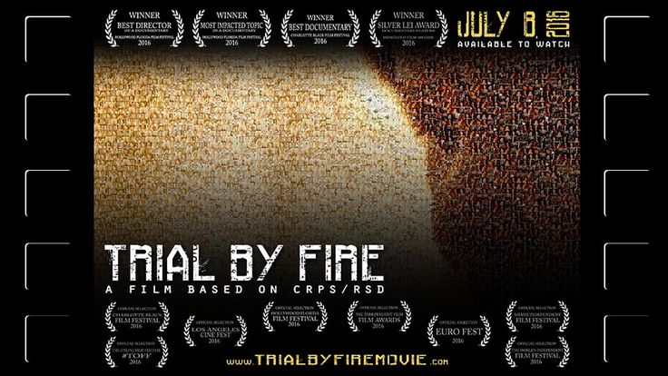 Watch Trial By Fire - A Film Based on CRPS/RSD Online | Vimeo On Demand on Vimeo