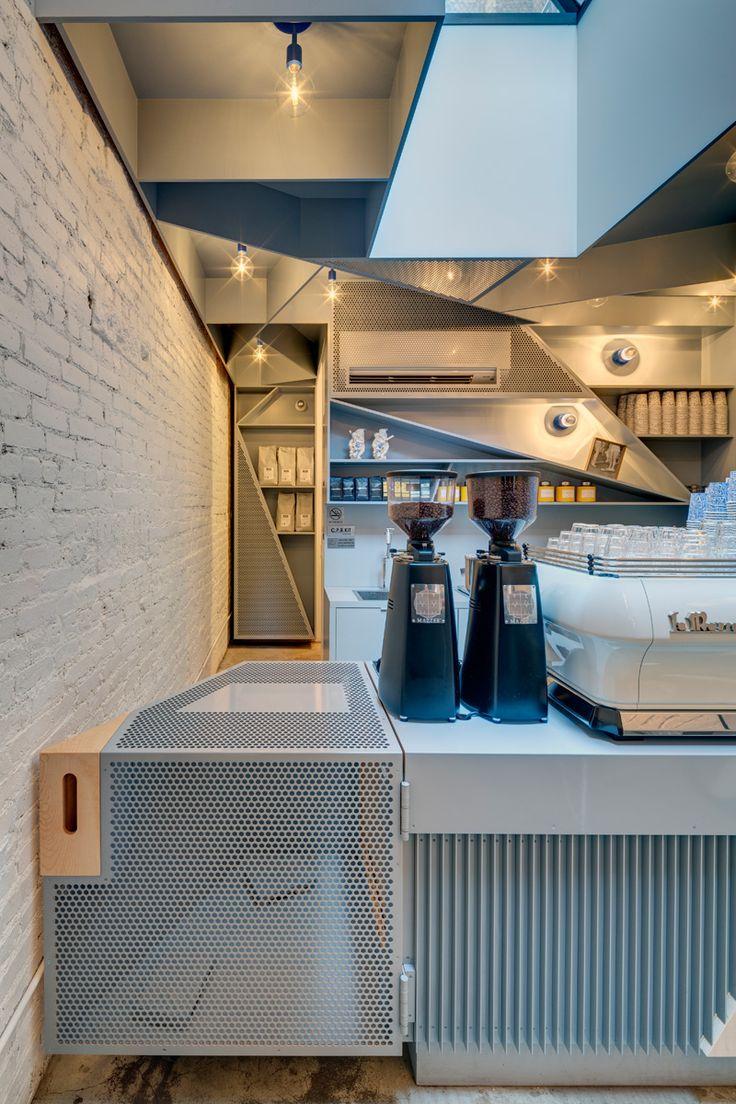 Prague commercial interior design news mindful design consulting - Happy Bones Cafe By Ghislaine Vi As Interior Design
