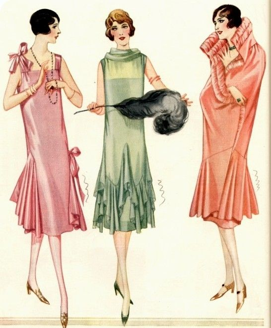 mode vintage d 233 finition deco fashion 1920s and the 20s