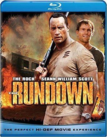 Dwayne 'The Rock' Johnson & Seann William Scott & Peter Berg-The Rundown