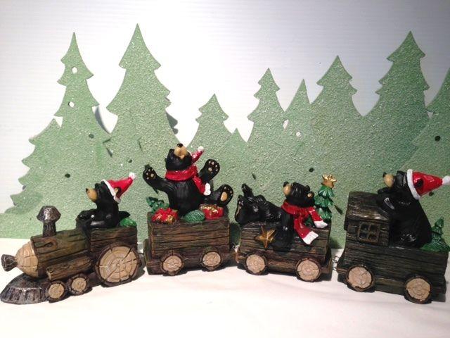 Black Bear Train