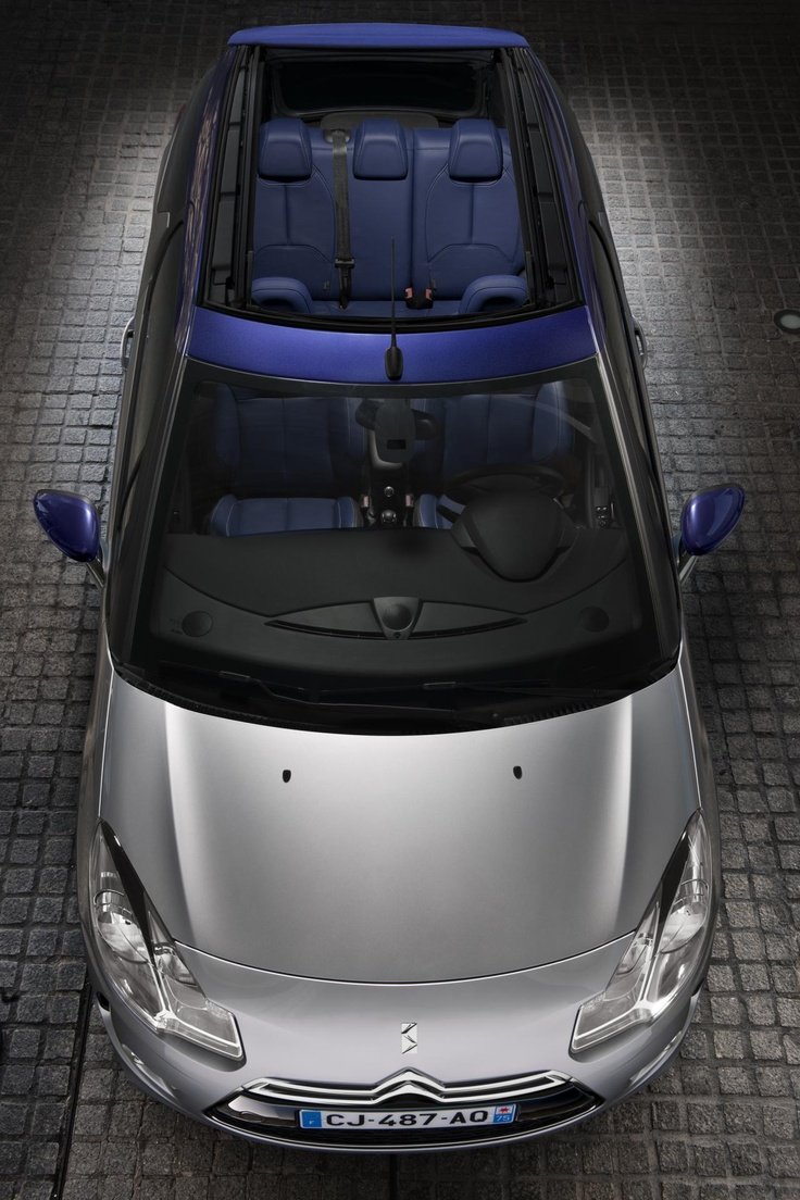 13 best citron ds3 cabrio images on pinterest citroen ds 2014 citron ds3 cabrio vanachro Image collections