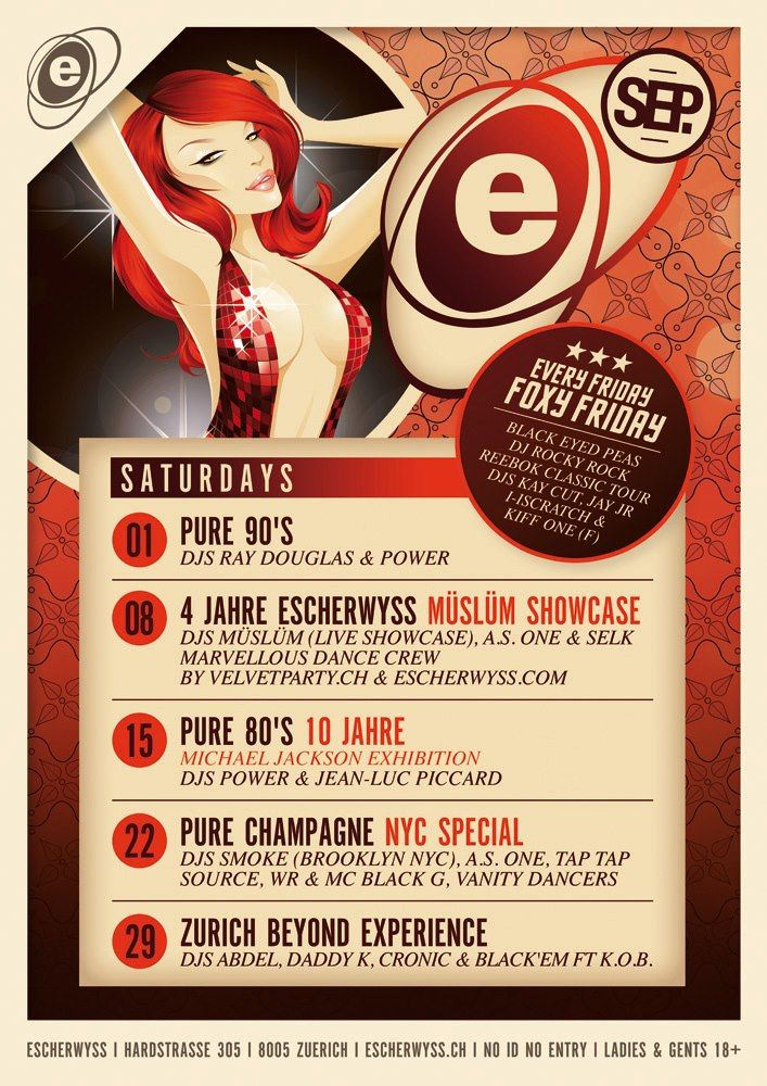 38 Best Images About Flyers Promos On Pinterest