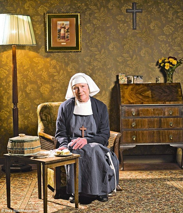Catching up on the new season of Call the Midwife, I was captured by Sister Monica Joan's compulsion to get her books in order. The Nonnatus House moves to a new location; she is fixated on her box...