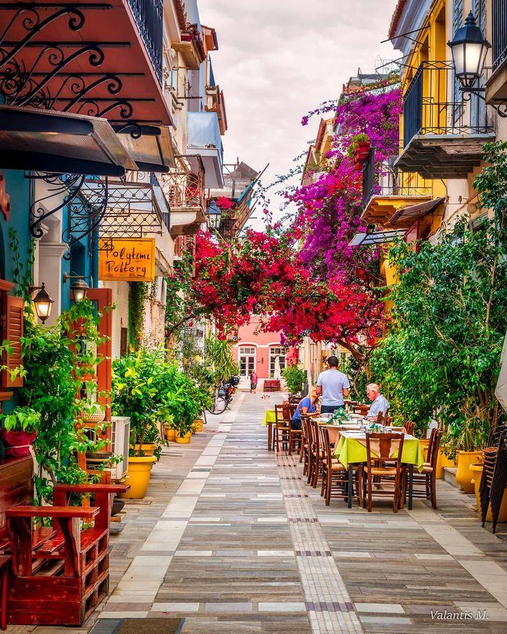 самые красивые улицы мира фото