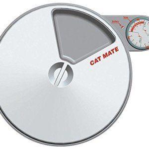 Rosewood-Catmate-C50-Distributeur-de-nourriture-pour-chat-5-repas-0