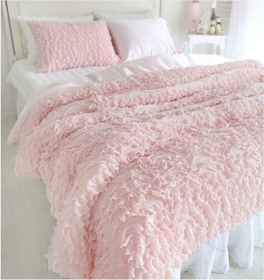 $61.97 pink bedding from zzkko.com not bad seems pretty cheap price ??