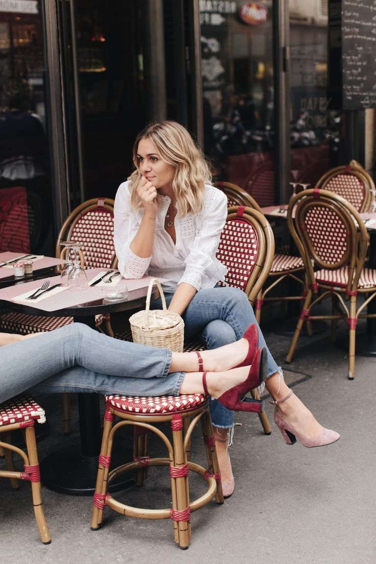 OOTD: Adenorah's Simply Chic Look Feels Oh-So-French #RueNow