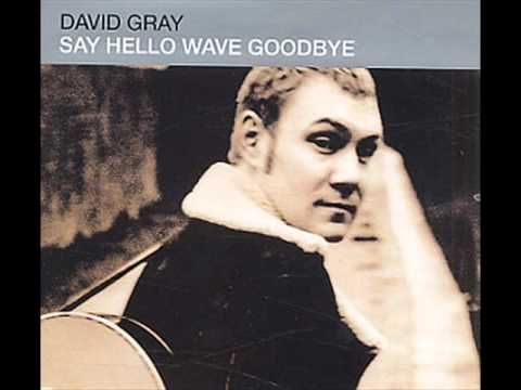 """David Gray covers """"Say Hello, Wave Goodbye"""" (original by Soft Cell)"""
