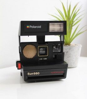 Polaroid Sun 660 AF 600