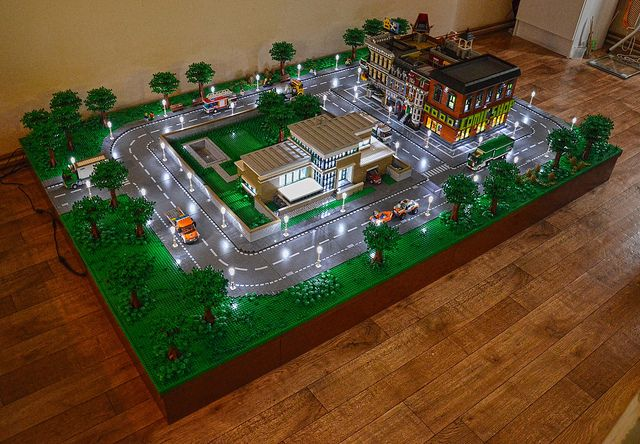 City Point 24 | by LUKY'S 1987 LEGO CREATIONS