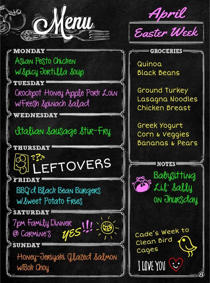 17 best ideas about chalkboard fridge on pinterest
