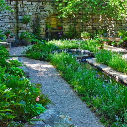 gravel pathBathroom Design, Gardens Designzon, Gravel Path, Traditional Landscapes, Awesome Gardens, Gardens Paths, Landscapes Design, Howard Robert, Traditional Gardens