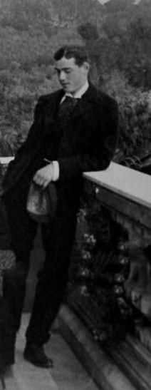 Grand Duke Mikhail Alexandrovich of Russia.