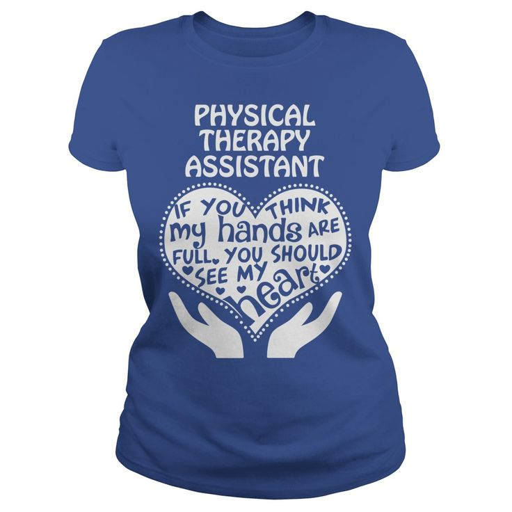 (Top Tshirt Discount) Physical Therapy Assistant Full Heart [Tshirt Best Selling] Hoodies, Tee Shirts