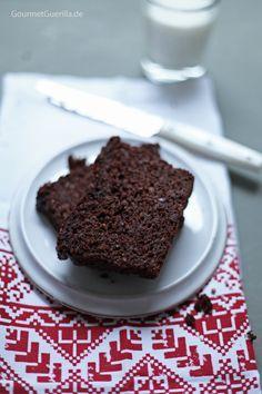 Paleo Schokoladen-Zucchini-Kuchen