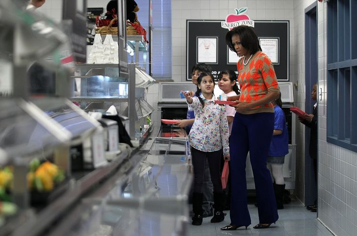 Trump takes aim at the school lunch guidlines Agriculture Secretary Sonny Perdue announced that school lunches would no longer have to meet some of the Obama administration's dietary guidelines.