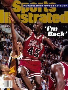 Michael Jordan si