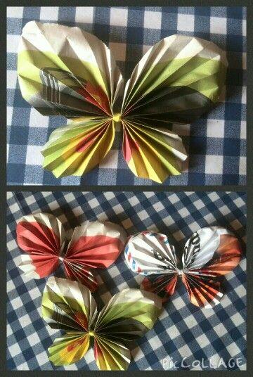 ⚪natta.lk @ instagram⚪ Gör det själv Pappersfjäril Papper Reklam Reklamblad Fjäril Pyssel Snabbt och Enkelt DIY Paper Butterfly Easy https://m.youtube.com/watch?v=j6WKkzIBPsA