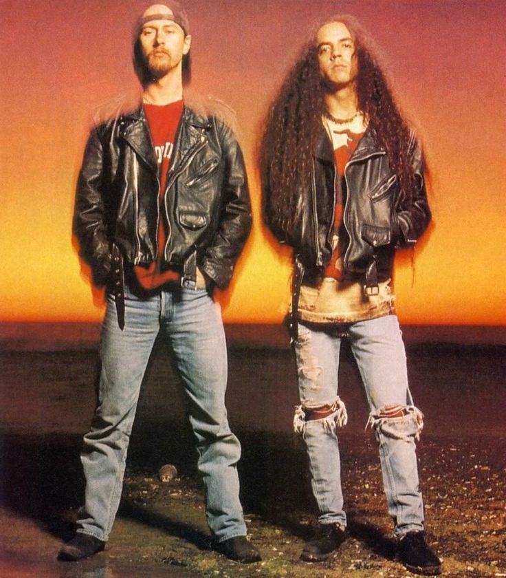 Jerry and Mike Inez
