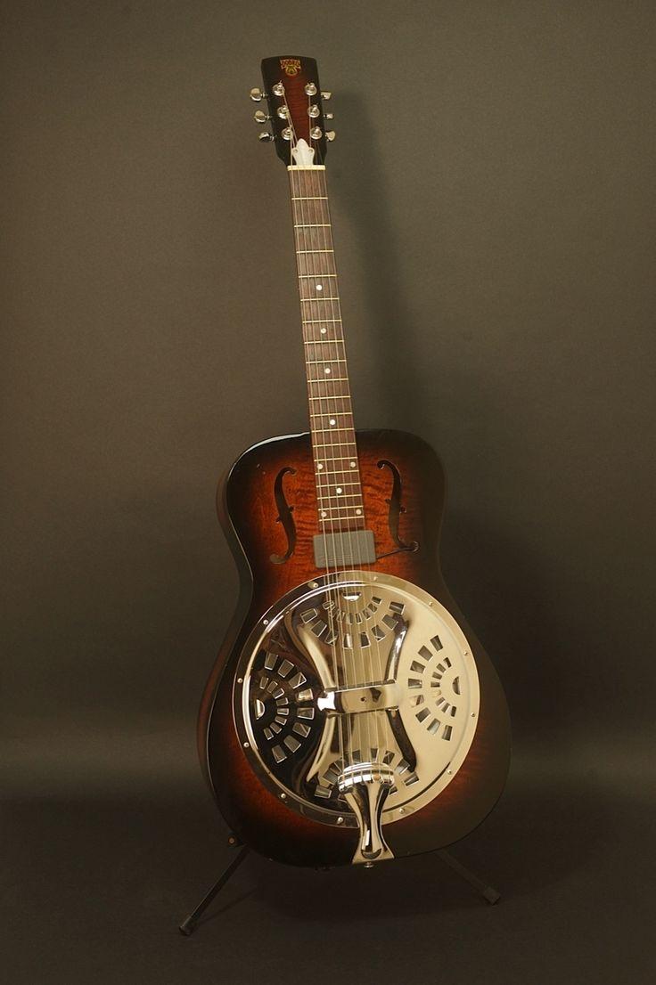 88 best resonator guitars images on pinterest guitars. Black Bedroom Furniture Sets. Home Design Ideas