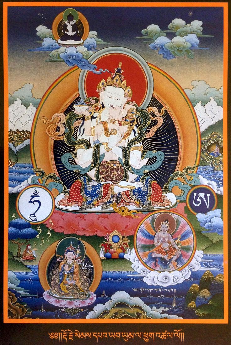 In Buddhist Art, Mudras Hold Complex Meanings