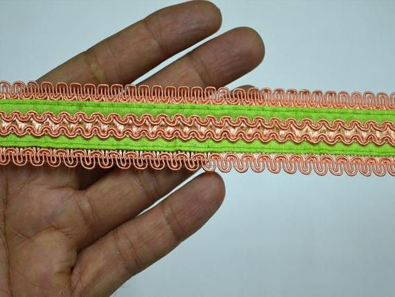 Indian Laces And Trims Curtain Upholstery Trim By 9 Yard Crafting