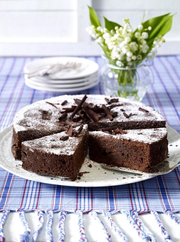 Unser beliebtes Rezept für Schokoladenkuchen und mehr als 55.000 weitere kostenlose Rezepte auf LECKER.de.