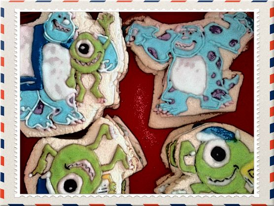 Cookies de Peliculas! Pedilas!  infosucreme@gmail.com