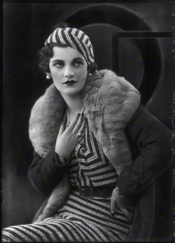 Margaret Campbell, 1932.