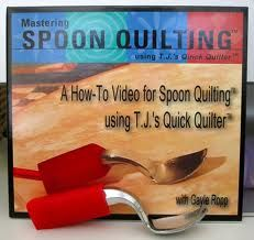 Try a new hand quilting technique... Spoon Quilting. Click on the link and watch the video that is below.  Amazing technique!