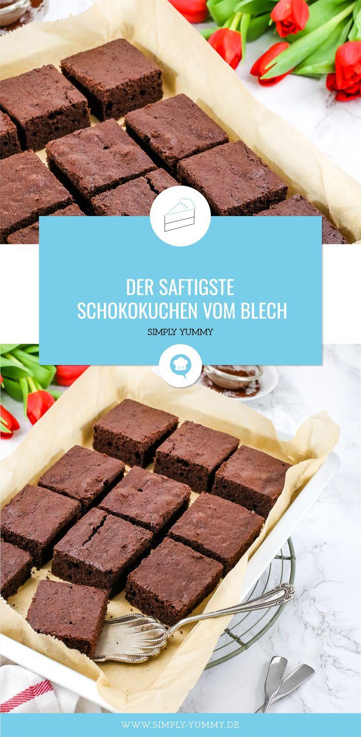 Der saftigste Schokoladenkuchen aus der Dose – Alle Rezepte von SIMPLY YUMMY