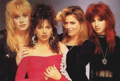 "The Bangles - I can honestly say my friends and I listened to ""Manic Monday"" no less than 10,000 time during our adolescence. Every time I hear that song it immediately takes me back to that time."