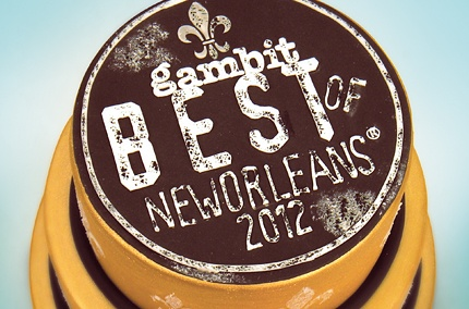 Best of New Orleans 2012!