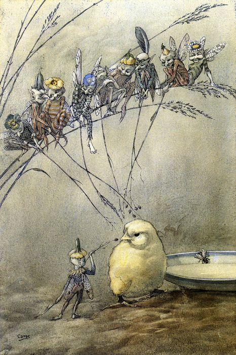 A. Duncan Carse  (1876 - 1938) was an artist working in Britain, of Norwegian/Scottish parents