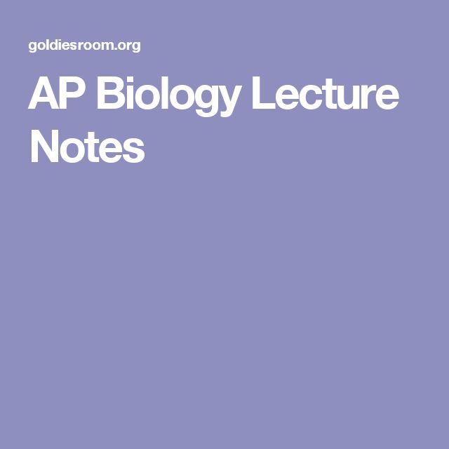 reviewer in biology and ap notes According to the college board's website, ap biology courses are designed to be the equivalent of a college introductory course, usually taken during a biology major's first year of college students who choose to take ap biology may be allowed to skip over introductory biology courses and enroll in courses in which biology is a prerequisite.