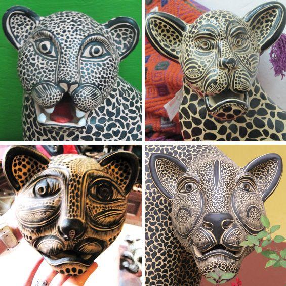 Behind the Design: Jaguar Masks