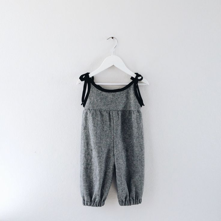 Cecilia Jumpsuit FW/15 -NICA NICA BY VEVE