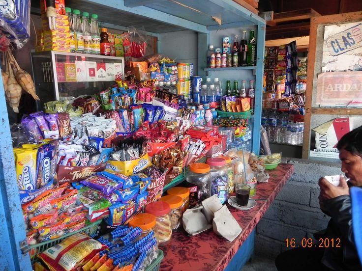 Amlapura Market, Amlapura, Bali