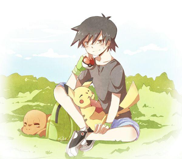 Pokemon - Sunny day/Fuko chan
